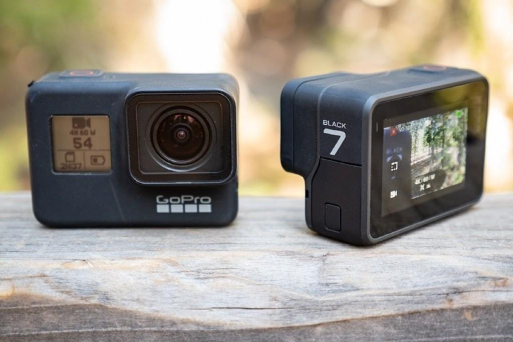 Новая линейка экшн камер GoPro Hero 7  - фото | Статья на блоге интернет-магазина TheRide