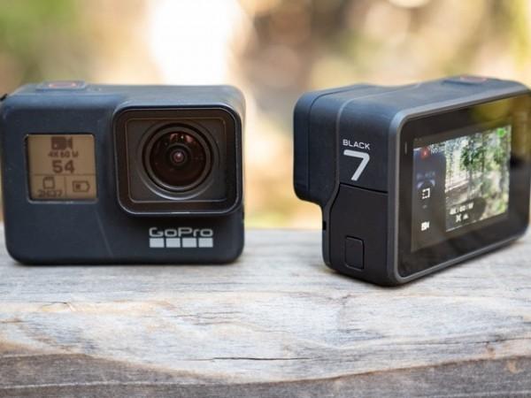 Новая линейка экшн камер GoPro Hero 7