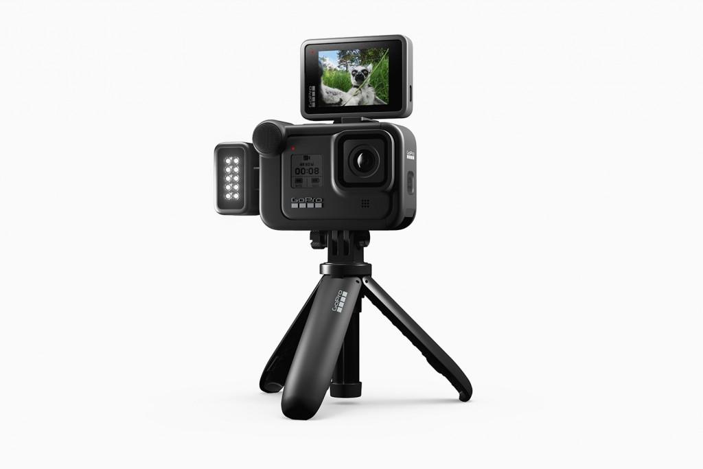 Ещё больше экстрима: представлена GoPro Hero 8 - фото | Статья на блоге интернет-магазина TheRide