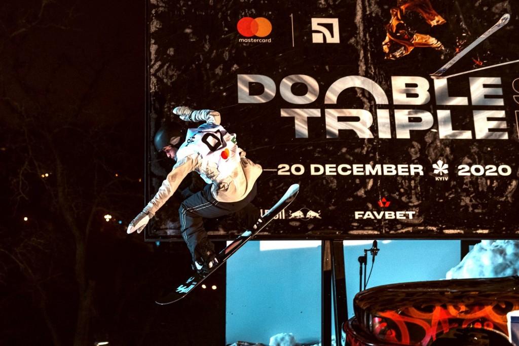 Украинец первым в мире выполнил Backflip-Wallride-Backflip на соревнованиях в Киеве - фото | Статья на блоге интернет-магазина TheRide