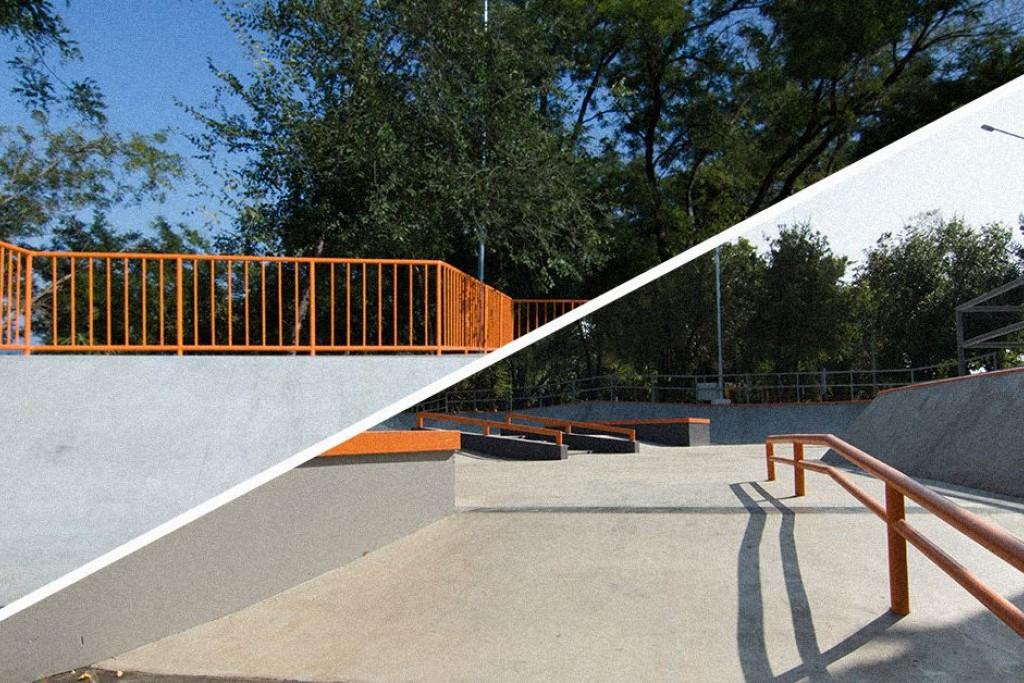 Как выглядит самый большой скейт-парк Украины - фото | Статья на блоге интернет-магазина TheRide
