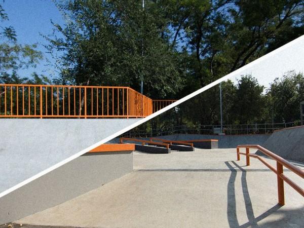 Как выглядит самый большой скейт-парк Украины
