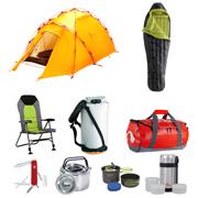 Изображения для категории Туристическое снаряжение