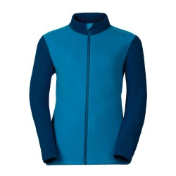 Флис ODLO ( 260829 ) Midlayer full zip SCHLADMING KIDS 2019