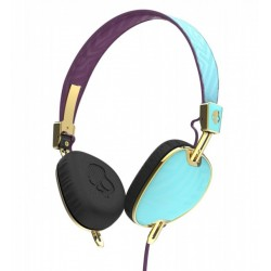 Skullcandy NAVIGATOR ROBIN / SMOKED PURPLE / GOLD